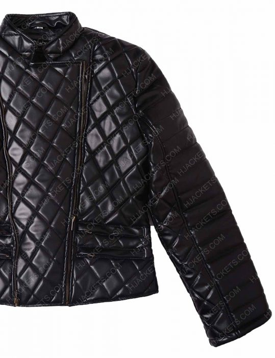 Womens Quilted Jacket