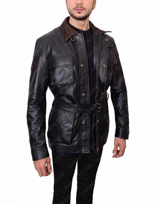Tom Hardy Bane Black Jacket