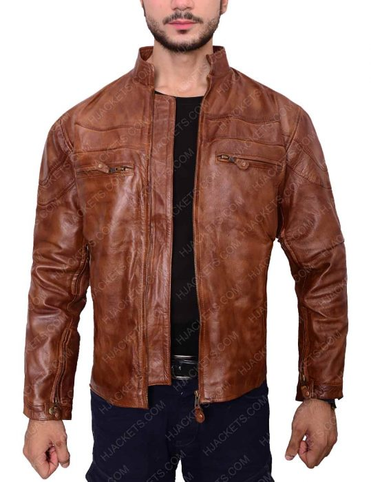 mens-brown-slim-fit-biker-jacket
