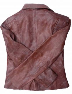 catherine chandler leather jacket