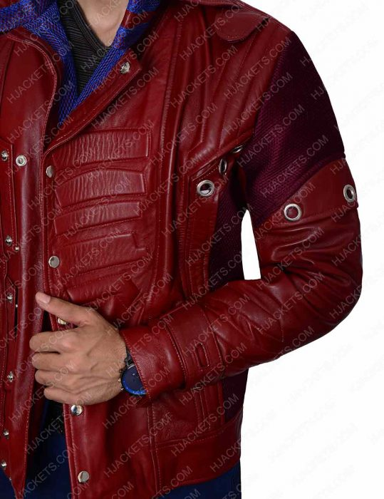 peter quill jacket