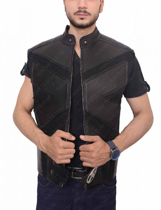 x men origins wolverine vest