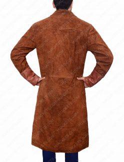 captain malcolm brown coat