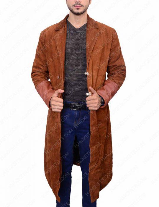 captain malcolm coat