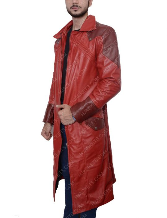 devil may cry 4 trench coat