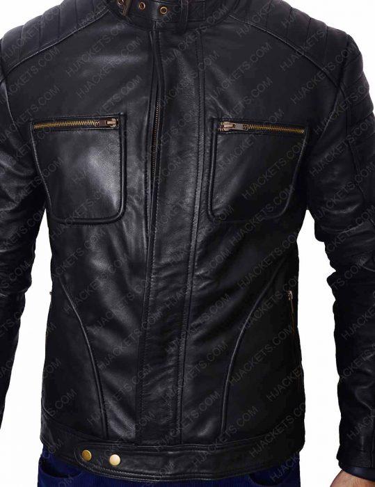 malcolm merlyn arrow leather jacket