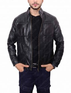 James Kirk Leather Jacket