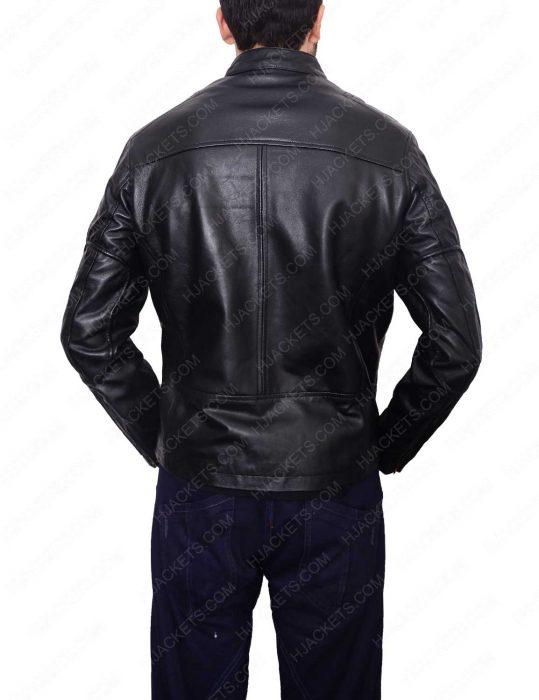 James Kirk Leather Jacket