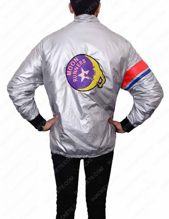 moonrunners the warriors silver jacket