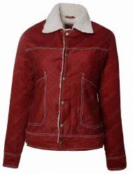 nancy wheeler jacket