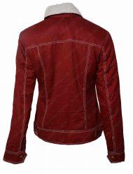 natalia dyer stranger things jacket