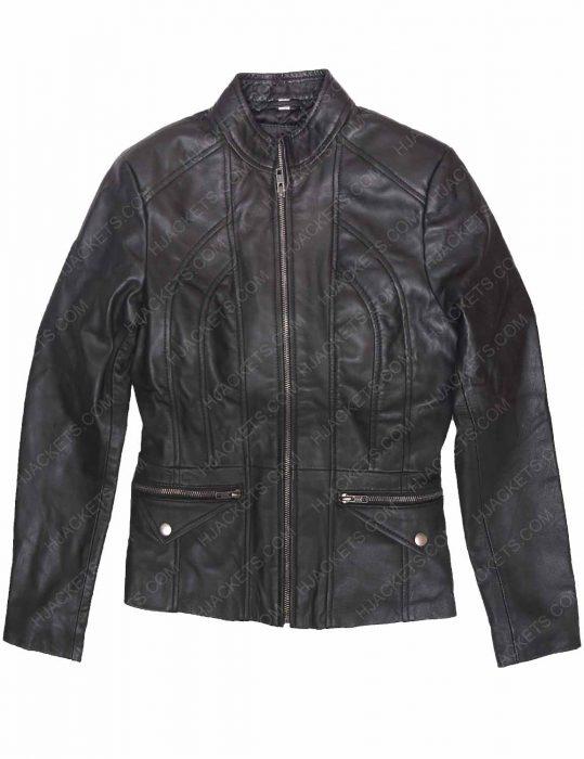 new zealand lambskin scuba jacket