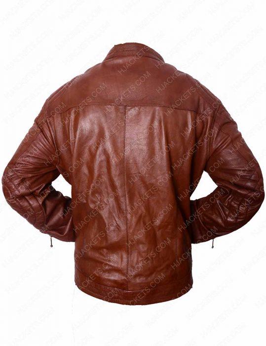 nicholas hoult leather jacket