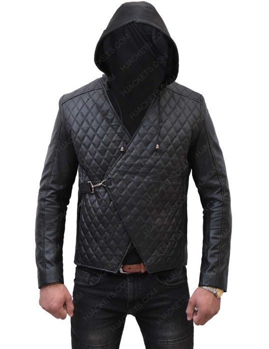 robin-hood-black-quilted-jacket