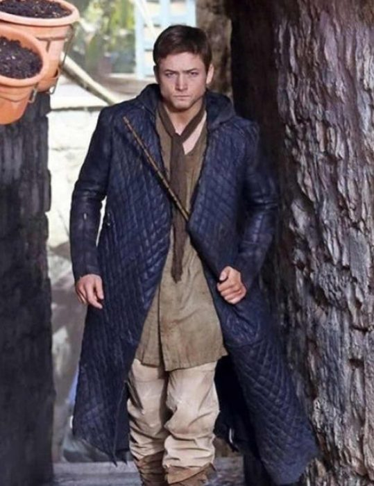 robin hood coat