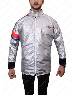 the warriors silver jacket