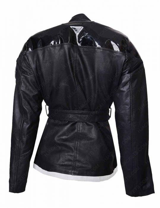 yukio black coat