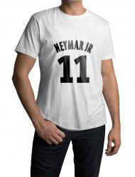 Neymar white T-Shirt