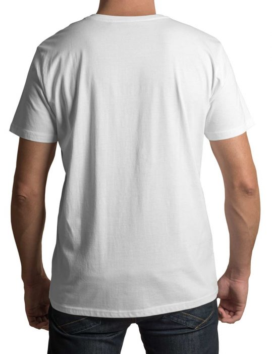 mens neymar white t shirt