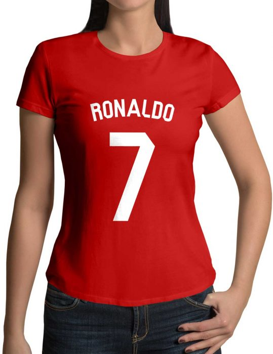 Cristiano Ronaldo 7 Shirt