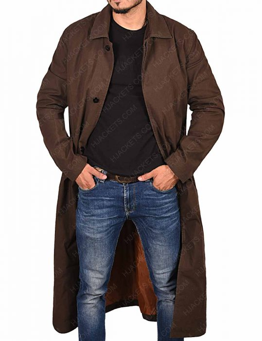 Mission Impossible Fallout Henry Cavill Coat