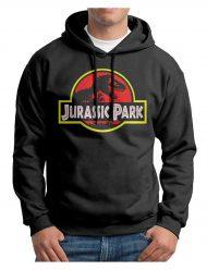 jurassic-park-cotton-black-hoodie