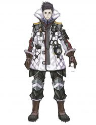 Valkyria Chronicles PS4 Video Game Coat