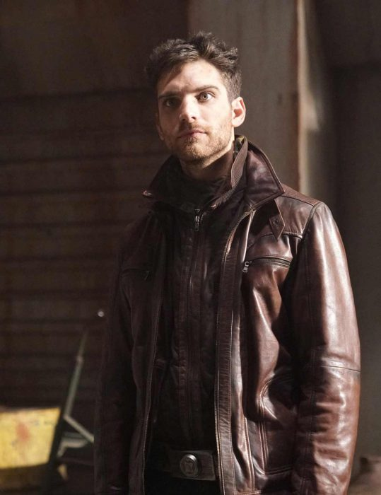 agents of s.h.i.e.l.d season 5 deke shaw leather jacket