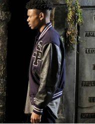 aubrey joseph cloak bomber jacket