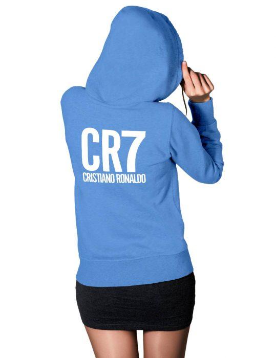 cristiano ronaldo womens hoodie