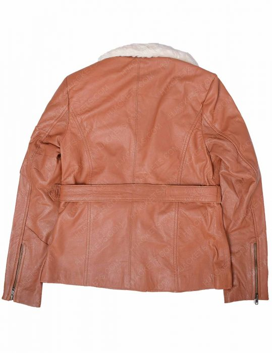 battle of the smithsonian amelia earhart leather jacket
