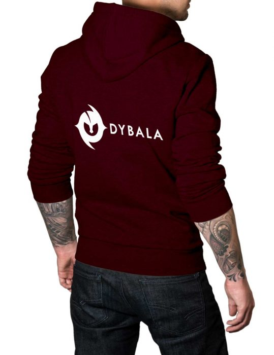 dybala-maroon-hoodie