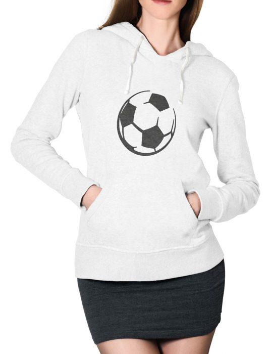 russia football logo hoodie