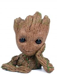 guardians of galaxy baby groot flower pot