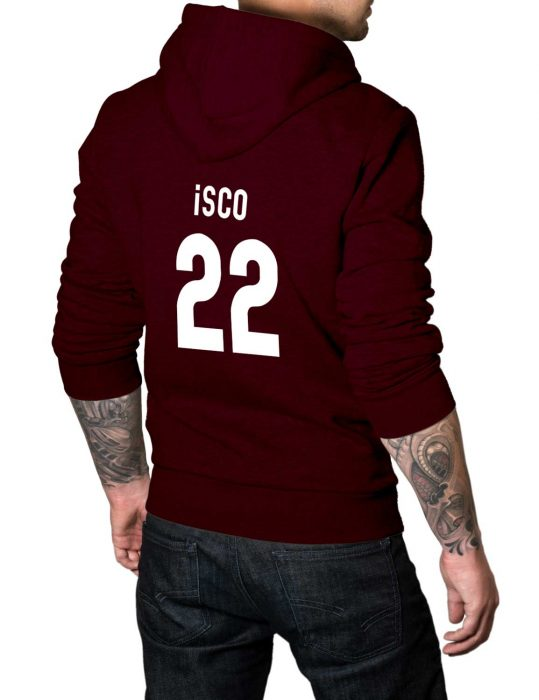 isco 22 pullover hoodie