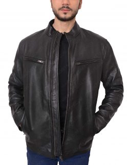 matthew mcconaughey black jacket