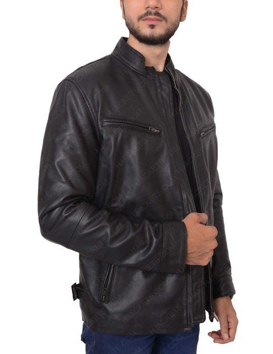 matthew mcconaughey true detective black jacket