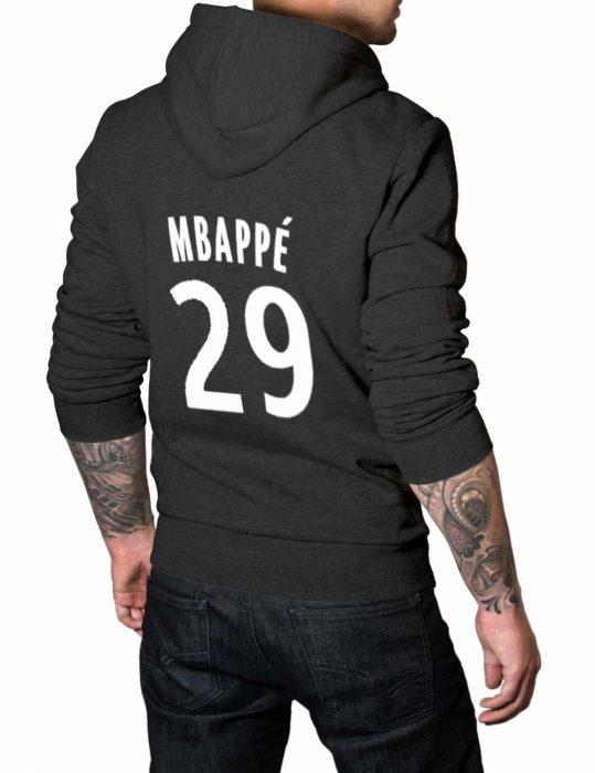 mbappe-mens-grey-hoodie