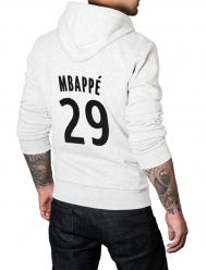 mbappé 29 pullover hoodie