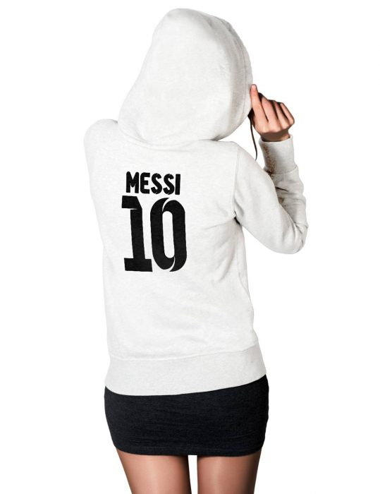 womens-white-messi-hoodie