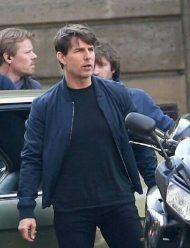mi6 tom cruise bomber jacket