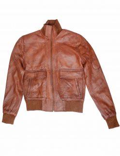 revolution tracy spiridakos bomber jacket