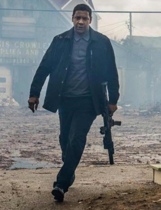 robert mccall the equalizer 2 wool jacket
