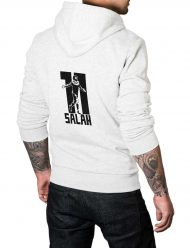 mohamed salah logo hoodie