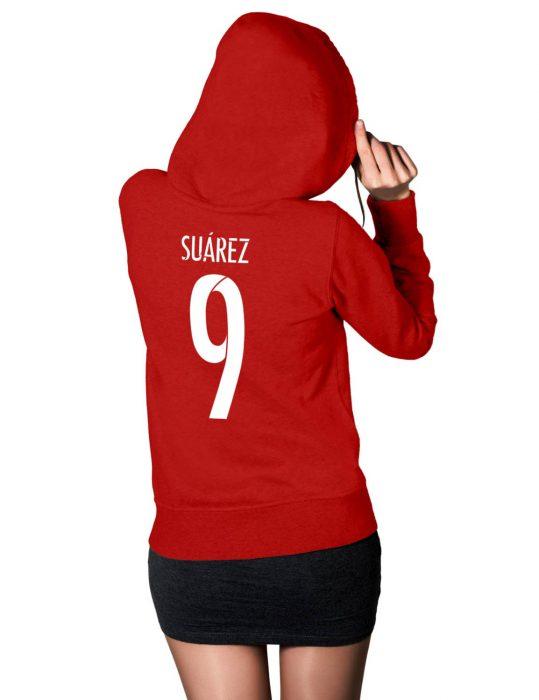 suarez-women-red-hoodie