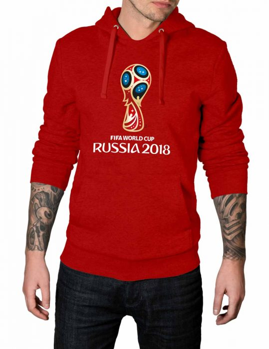 world cup russia 2018 hoodie