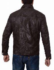addicted leather jacket