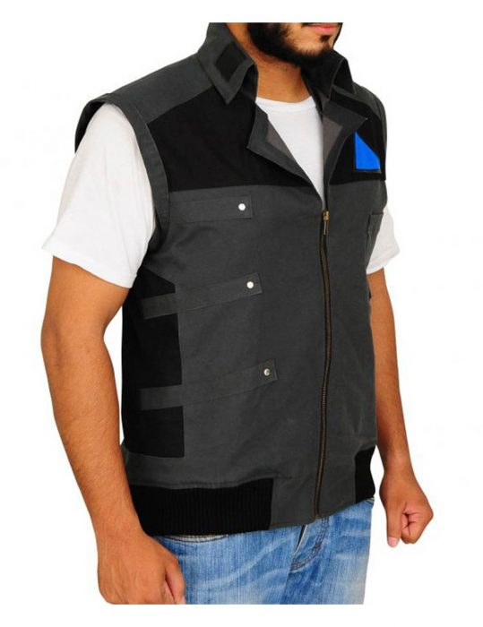 markus cotton vest