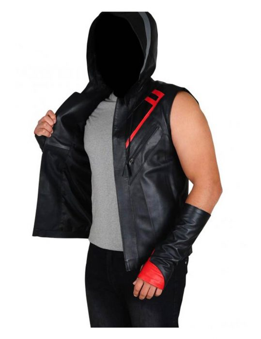 mirror's edge catalyst leather vest