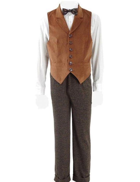 Eddie Redmayne 3piece Suit